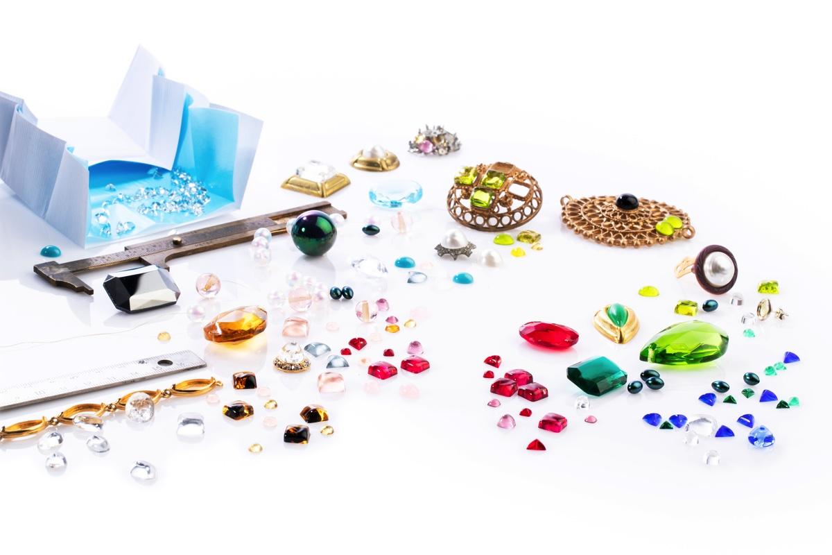 Pièces de cristal pour la Bijouterie - EMATEK