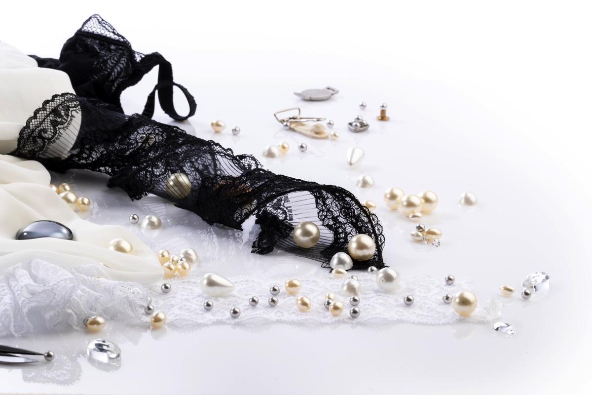 Perles - Cristal pour la lingerie - EMATEK